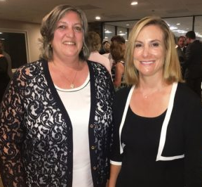 Chester County Commissioner Kathi Cozzone was elected second vice president and Commissioner Michelle Kichline was elected treasurer at the County Commissioners Association of Pennsylvania's annual conference.